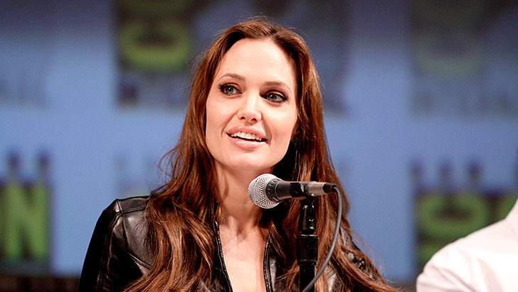 Criticism of Angelina Jolie telling her story is misplaced